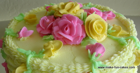 royal icing cake topper