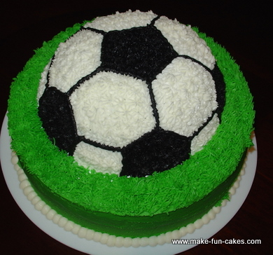 Soccer Cakes Cake Ideas And Designs